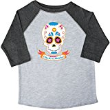 dbb14ad17eb Inktastic Day Of The Dead Skull Toddler T-Shirt