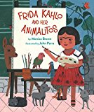 Multicultural Children's Books About Fabulous Female Artists: Frida Kahlo