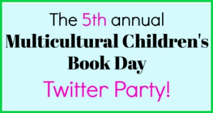 Multicultural Children's Book Day Twitter Party 2018