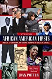 Black History Biography Collections for Children: African American Firsts