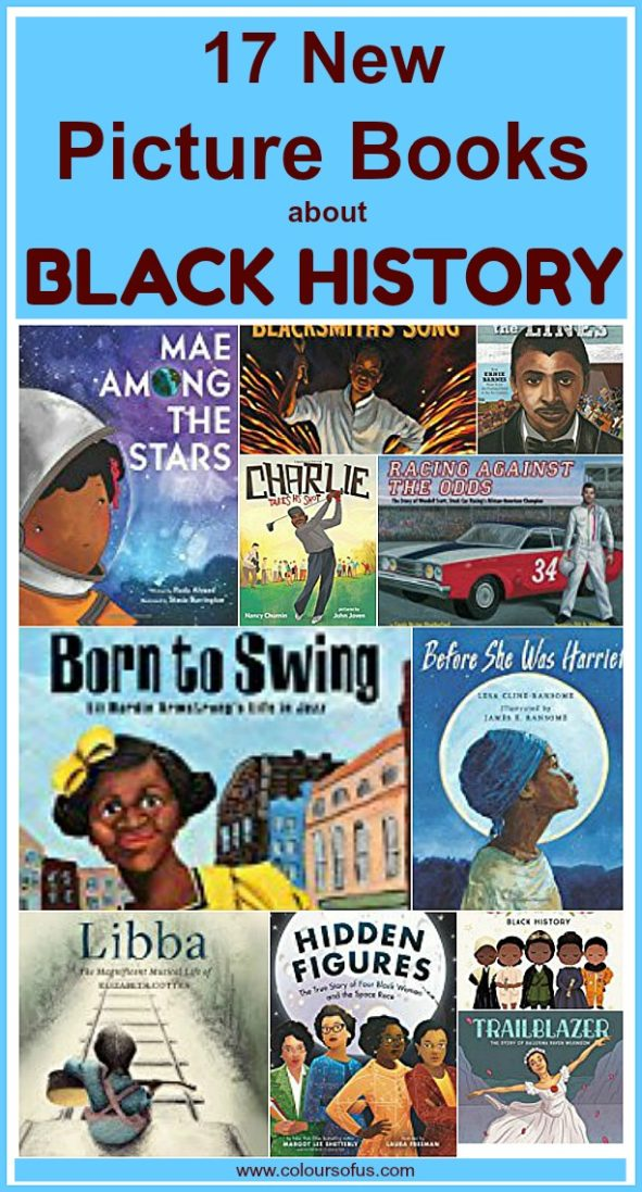 New Picture Books about Black History