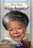 Multicultural Children's Books About Fabulous Female Artists: Who Was Maya Angelou?