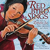 Multicultural Children's Books About Fabulous Female Artists: Red Bird Sings