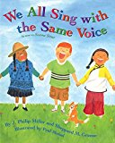 Multicultural Books About Children Around The World: We All Sing With The Same Voice