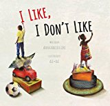 Multicultural Books About Children Around The World: I Like, I Don't Like