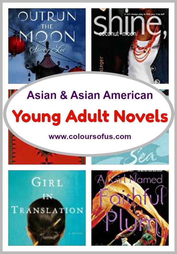 Asian Multicultural Children's Books - High School (YA)