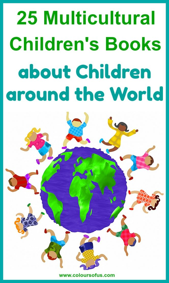Multicultural Books About Children Around The World