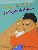 Multicultural Children's Books featuring LGBTQIA Characters: Antonio's Card