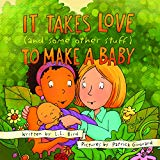 Multicultural Children's Books featuring LGBTQIA Characters: It Takes Love
