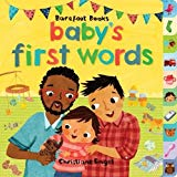Multicultural Children's Books about Fathers: Baby's First Words