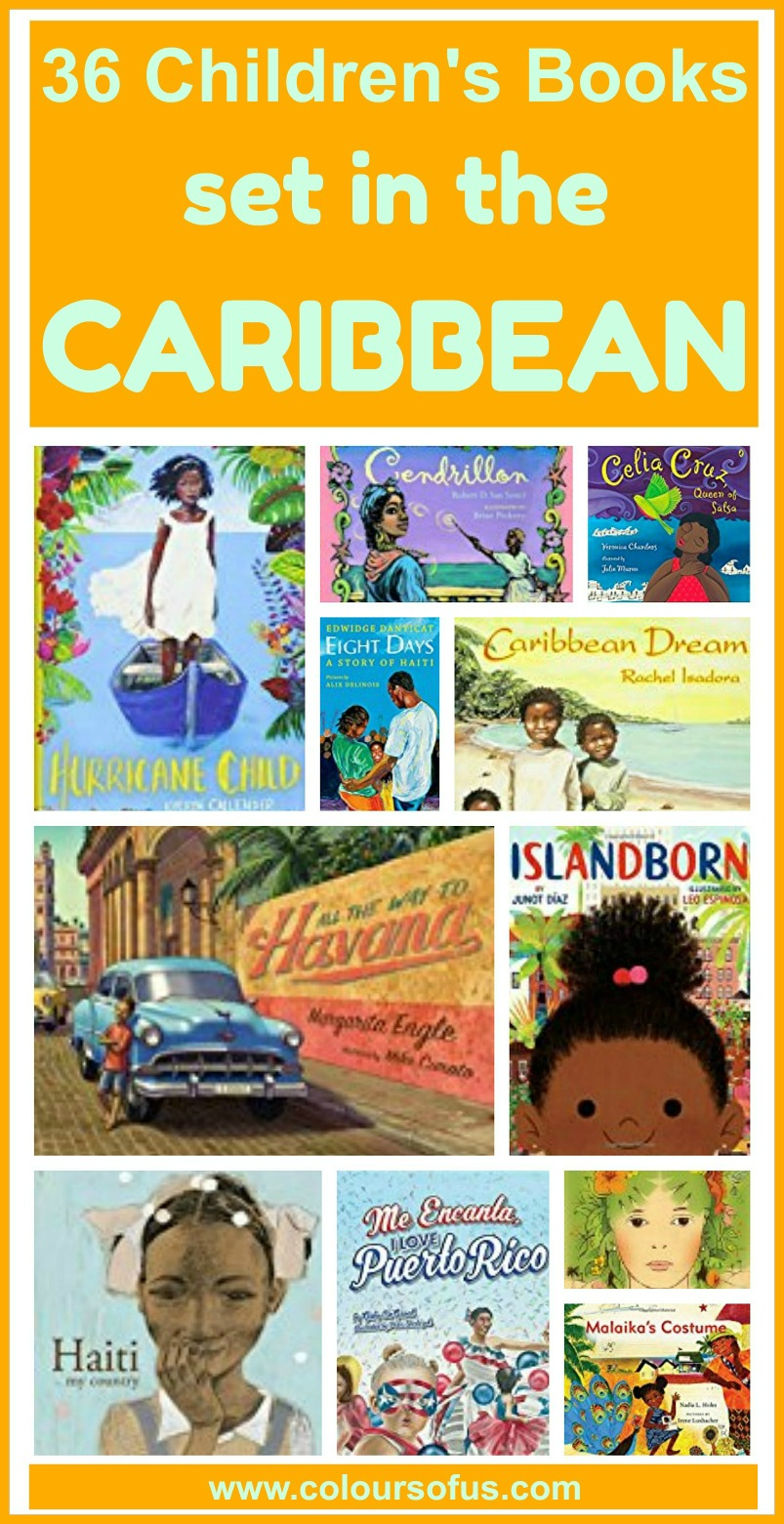 36 Children's Books set in the Caribbean | Colours of Us
