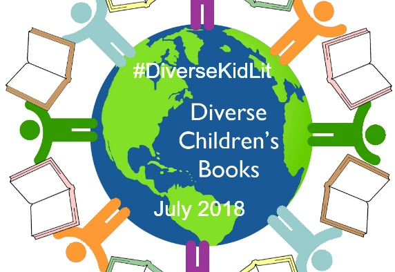 #DiverseKidLit July 2018