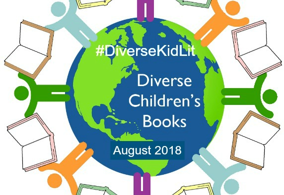 #DiverseKidLit August 2018