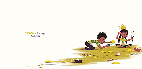 Multicultural Book of the Month: Pink Is For Boys