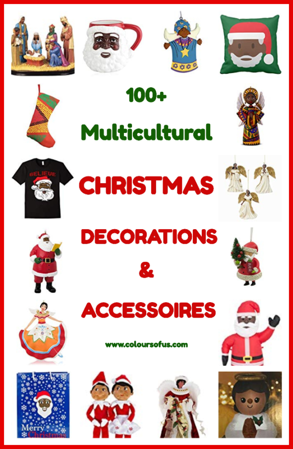 Multicultural Christmas Decorations & Accessoires