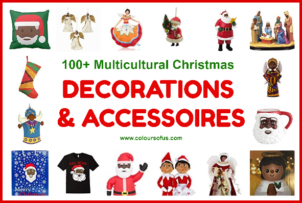 100+ Multicultural Christmas Decorations & Accessoires