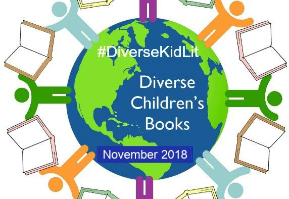 #Diverse KidLit November 2018