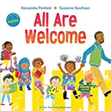 Best Multicultural Picture Books of 2018: All Are Welcome