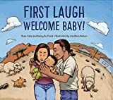 Native American Children's Books: First Laugh Welcome Baby!