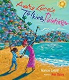 Best Multicultural Picture Books of 2018: Auntie Luce's Talking Paintings