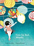 Best Multicultural Picture Books of 2018: Time For Bed, Muyuki