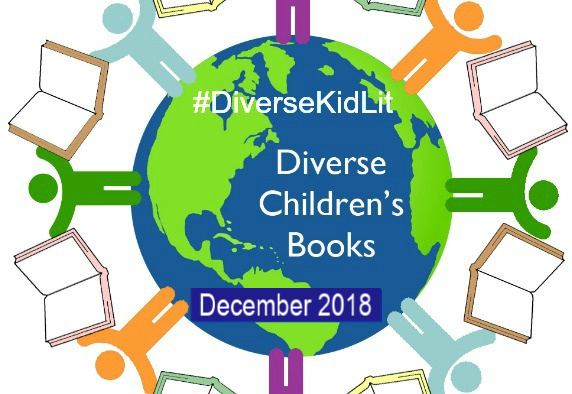 #DiverseKidLit December 2018