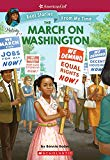 New Black History Children's Books 2019: The March On Washington