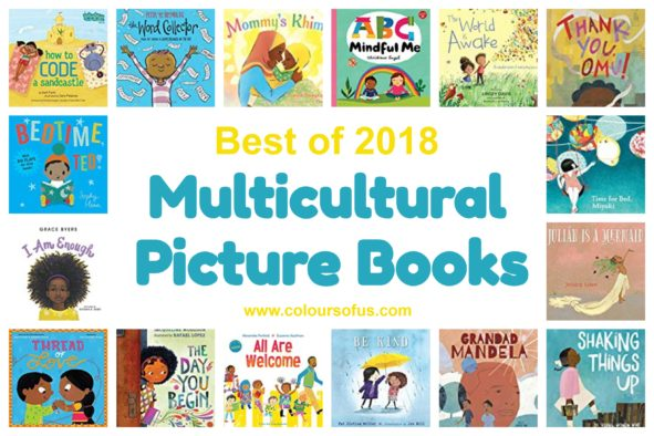 The 50 Best Multicultural Picture Books of 2018