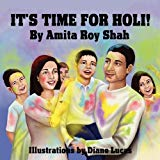Children's Books about Holi: It's Time For Holi!