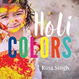 Children's Books about Holi: Holi Colors