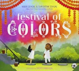 Children's Books about Holi: Festival Of Colors