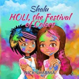 Children's Books about Holi: Holi, the Festival of Colors