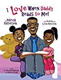 Multicultural Children's Books about Fathers: I Love When Daddy Reads To Me
