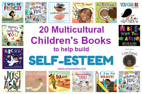 20 Multicultural Children's Books To Help Build Self-Esteem