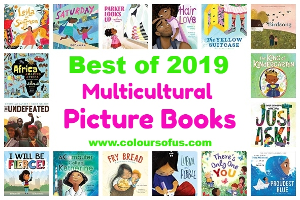 The 50 Best Multicultural Picture Books Of 2019