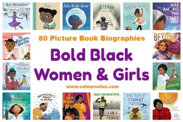 80 Picture Book Biographies About Bold Black Women & Girls
