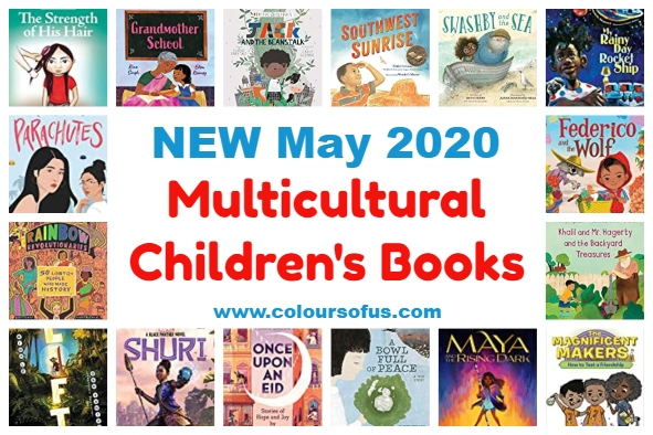 NEW Multicultural Children's Books May 2020