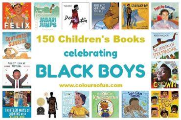 150 Children's Books Celebrating Black Boys