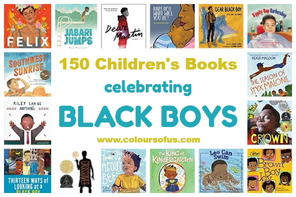 150 Children's Books Celebrating Black Boys