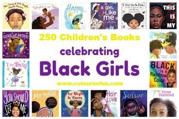 250 Children's Books Celebrating Black Girls