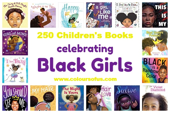 250 Children's Books Celebrating Black Girls