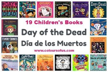 19 Day of the Dead Children's Books