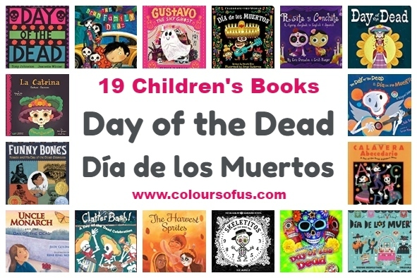 19 Day of the Dead Children's Books