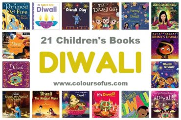 21 Children's Books about Diwali, the Festival of Lights