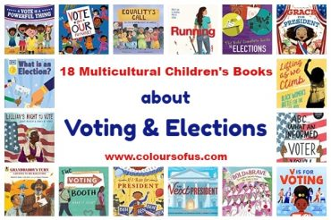 18 Multicultural Children's Books About Voting & Elections