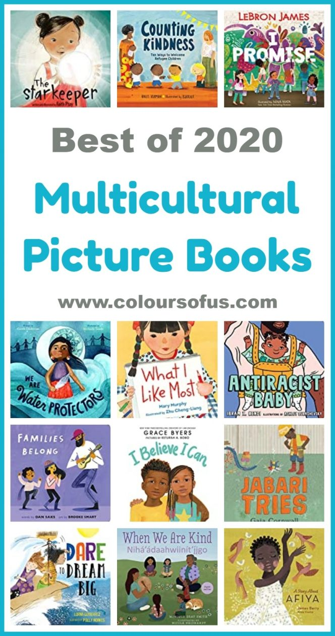 Best Multicultural Picture Books of 2020