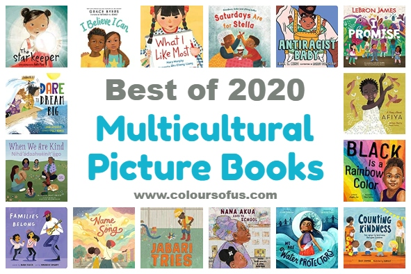 The 50 Best Multicultural Picture Books Of 2020