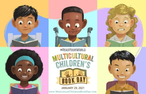 Let's Celebrate Multicultural Children's Book Day 2021!