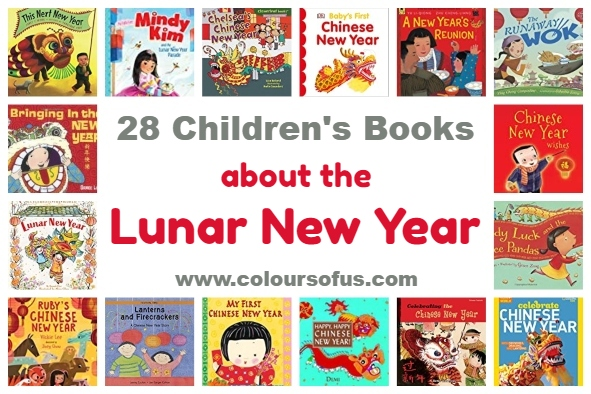 28 Children's Books About The Lunar New Year