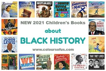 NEW 2021 Black History Books For Children & Teenagers